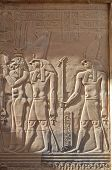 Egyptian Engraved Gods Image