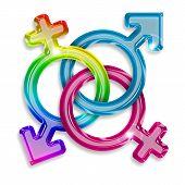 symbols of gender