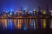 Skyscrapers of Chongqing.