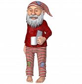 Morning Coffee Gnome