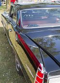 1963 Black Pontiac Bonneville Profile View