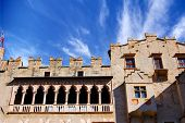 Buonconsiglio Castle - Trento Italy