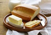 foto of high calorie foods  - butter - JPG