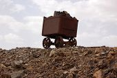 Mining Cart Broken Hill