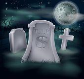 Dólar Grave conceito