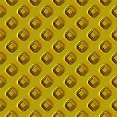 Seamless tiling metal texture