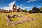 Arbroath Abbey, Angus, Scotland