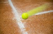 Fast Tennis Ball