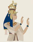 Egyptian Queen Taia