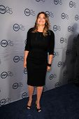 LOS ANGELES - JUL 24:  Lorraine Bracco arrives at TNT's 25th Anniversary Party at the Beverly Hilton