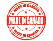 Made In Canada-stamp
