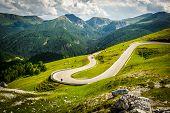 Carretera alpina