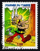 Postage Stamp France 1988 Asterix, Comic Character