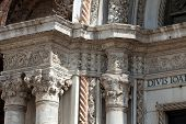The San Giovanni e Paolo church in Venice in Italy