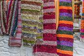 Handmade Rugs Of Las Alpujarras