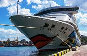 Cruise ship Aida