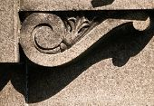 Cemetary Stone