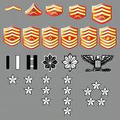 Marine-insignia-texture