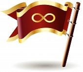 Royal-vlag-infinity