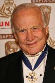 LOS ANGELES - NOVEMBER 2: Buzz Aldrin at the 2005 BAFTA/LA Cunard Britannia Awards at Hyatt Regency