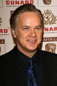 LOS ANGELES - NOVEMBER 2: Tim Robbins at the 2005 BAFTA/LA Cunard Britannia Awards at Hyatt Regency