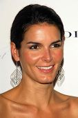 LOS ANGELES - NOVEMBER 13: Angie Harmon at the opening of the Carolina Herrera Los Angeles Boutique at Carolina Herrera on November 13, 2006 in Los Angeles, CA.