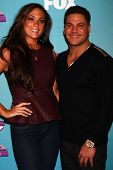 Sammi Giancola, Ronnie Ortiz-Magro at