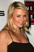 HOLLYWOOD - OCTOBER 18: Tamie Sheffield at the