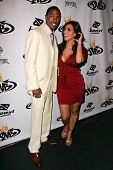 LOS ANGELES - OCTOBER 10: Nick Cannon and Kim Kardashian at the birthday party for Nick Cannon and t