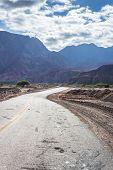 Quebrada De Las Conchas, Salta, Northern Argentina