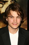 LOS ANGELES - NOVEMBER 28: Emile Hirsch at the premiere of