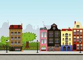 European Cityscape