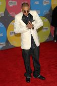 LAS VEGAS - DECEMBER 04: Chris Brown arriving at the 2006 Billboard Music Awards, MGM Grand Hotel De