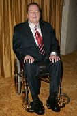 BEVERLY HILLS, CA - DECEMBER 11: Larry Flynt at the Annual ACLU Bill of Rights Awards Dinner at Rege
