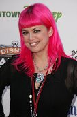 Tarina Tarantino at the Disney Vault 28 Opening, Downtown Disney, Anaheim, California. November 12,