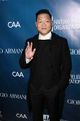 Psy at the 2nd Annual Sean Penn & Friends