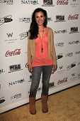 Annika Marks  at the Gold Meets Golden Event, Equinox West LA, Los Angeles, CA 01-12-13