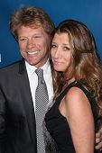 Jon Bon Jovi, Dorothea Hurley at the 2nd Annual Sean Penn & Friends