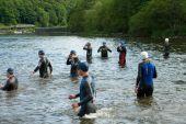 Triathlete Swimmers