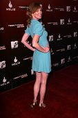 Cynthia Basinet at the Party Launching the new MTV series