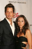 Chris Cornell and wife at the Make-A-Wish Wish Night 2006 Awards Gala, Beverly Hills Hotel, Beverly Hills, California. November 17, 2006.