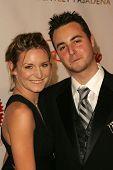 Jake Coco and girlfriend at the Make-A-Wish Wish Night 2006 Awards Gala, Beverly Hills Hotel, Beverly Hills, California. November 17, 2006.