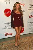 Mariah Carey Make-A-Wish Wish Night 2006 Awards Gala, Beverly Hills Hotel, Beverly Hills, California. November 17, 2006.