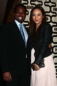 Harold Perrineau at HBO's Official Golden Globe Award After Party, Beverly Hilton Hotel, Beverly Hil