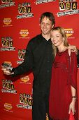 Tony Hawk and wife Lhotse at Spike TV's 2006 Video Game Awards. The Galen Center, Los Angeles, California. December 8, 2006.