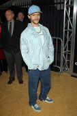 HOLLYWOOD - DECEMBER 13: Clifton Collins Jr. at the world premiere of