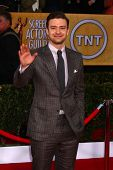 Justin Timberlake at the 19th Annual Screen Actors Guild Awards Arrivals, Shrine Auditorium, Los Ang