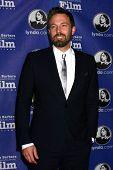 Ben Affleck at the 2013 SBIFF Modern Masters Award presented to Ben Affleck, Arlington Theater, Santa Barbara, CA 01-25-13