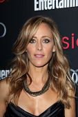 Kim Raver at the Entertainment Weekly Pre-SAG Party, Chateau Marmont, West Hollywood, CA 01-26-13