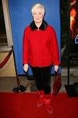 Shirley Jones at the premiere of